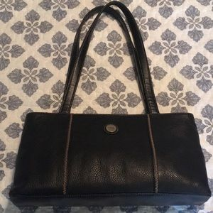 Like new black The Sac satchel